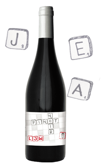 LJW Pinot Noir - Scrabble